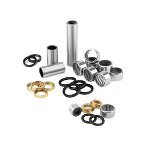All Balls Racing Swingarm Linkage Bearing Kit Honda 250cc-650cc