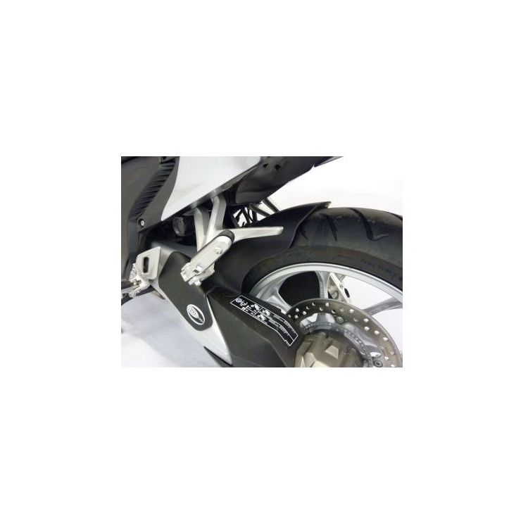 R&G Racing Rear Hugger Honda VFR1200 2010-2015 Matte Black [Blemished - Very Good]
