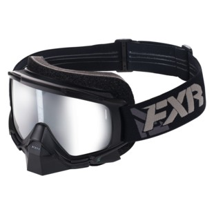 FXR Mission Electric Goggles
