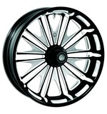 "Roland Sands 23"" x 3.5"" Boss Front Wheel For Dual Disc Harley Touring 2008-2013"