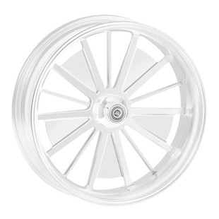 "Roland Sands 23"" x 3.5"" Raider Front Wheel For Dual Disc Harley Touring 2008-2013"