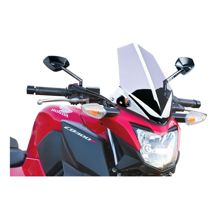 Puig Naked New Generation Windscreen Honda CB300F 2015 2018