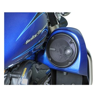 "J&M Rokker XXR 6.71"" Rear And Lower Speakers For Harley Touring 2014-2017"