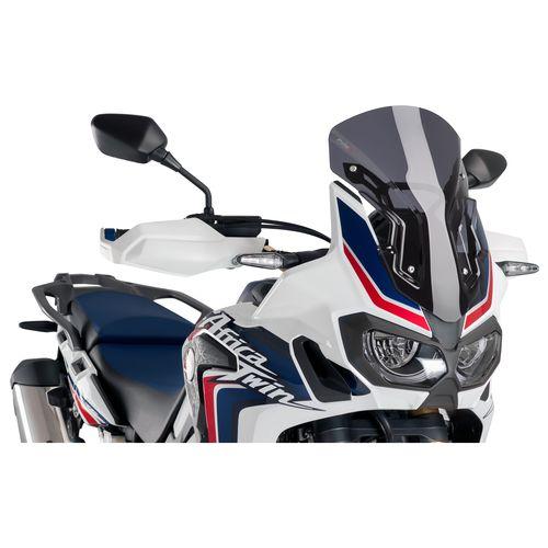 Color Smoke Tires >> Puig Racing Windscreen Honda Africa Twin 2016-2017 - RevZilla