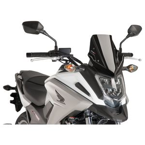 Puig Racing Windscreen Honda NC700X / NC750X