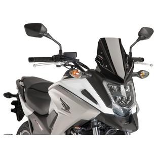 Puig Racing Windscreen Honda NC700X 2016-2017