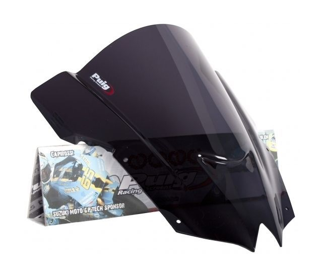 Puig 3738W Transparent RACING SCREEN