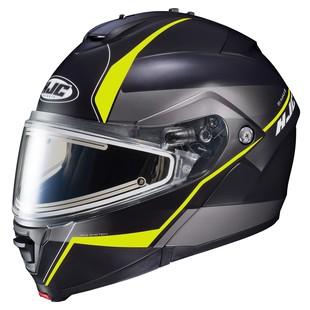 HJC IS-Max 2 Mine Snow Helmet - Electric Shield