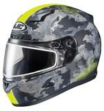 HJC CL-17 Void Snow Helmet - Dual Lens