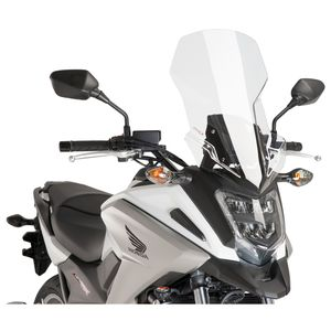 Puig Touring Windscreen Honda NC700X 2016-2017