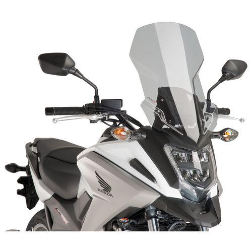 Puig Touring Windscreen Honda Nc700x 2016 2017 Revzilla