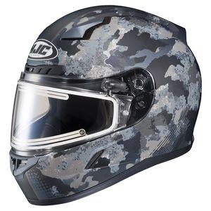 HJC CL-17 Void Snow Helmet - Electric Shield