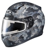 HJC CL-17 Void Snow Helmet - Electric Shield