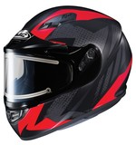 HJC CS-R3 Treague Snow Helmet - Electric Shield