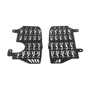Honda XRV750 Africa Twin Domino Full Waffle Grips Black
