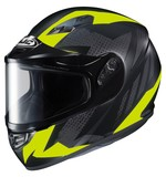 HJC CS-R3 Treague Snow Helmet - Dual Lens