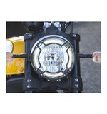 AltRider Lexan Headlight Guard Kit Ducati Scrambler 2015-2017