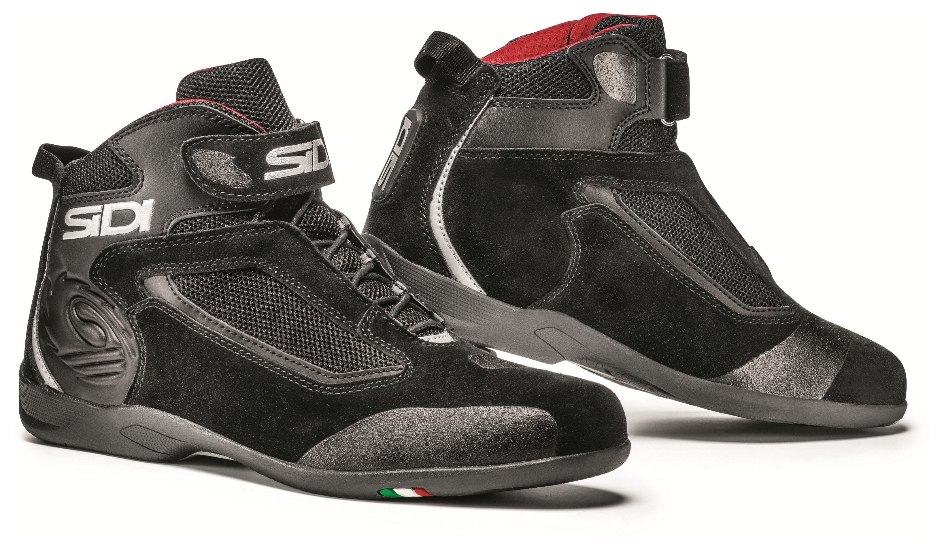 Sidi Gas Shoes Revzilla
