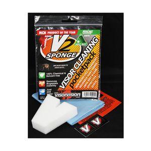 Visor Vision V2 Face Shield Cleaning Sponge