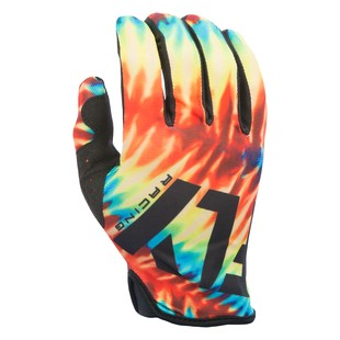 Fly Racing Lite Hydrogen Tie-Dye LE Gloves