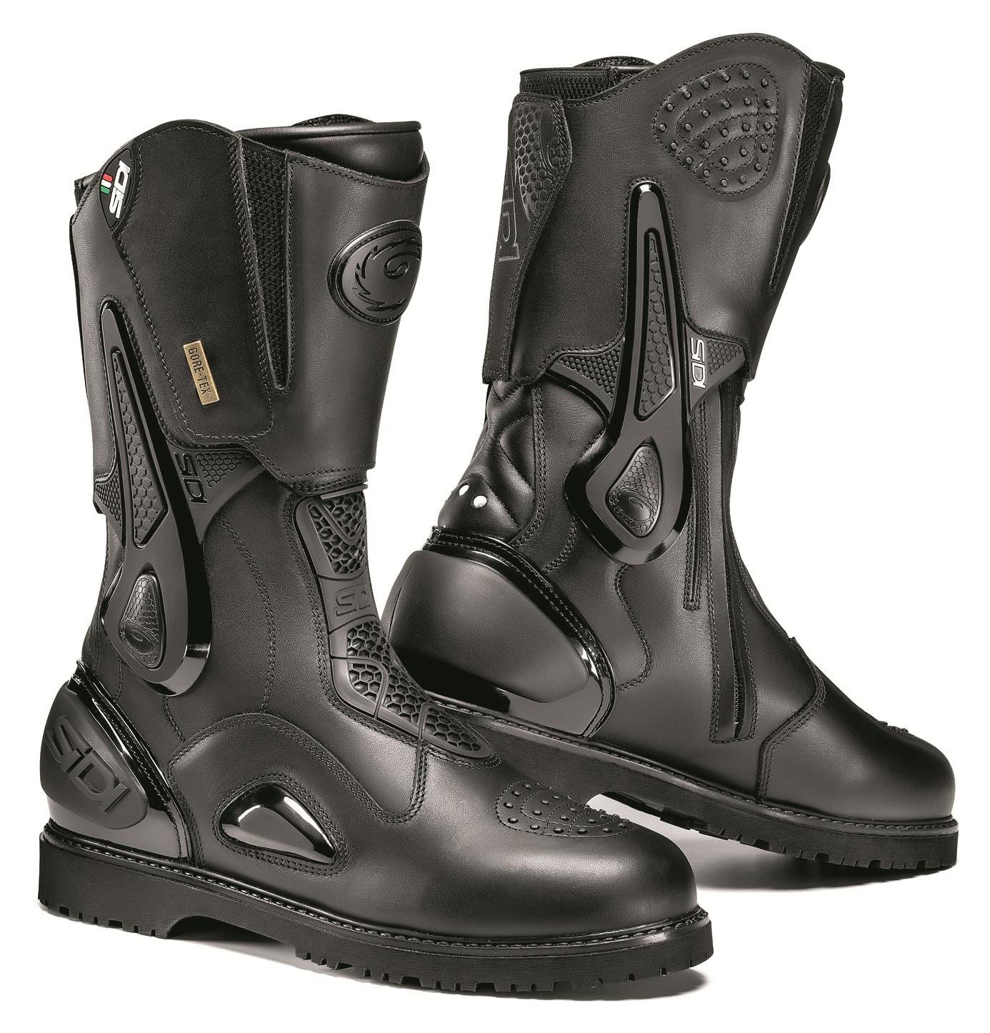 SIDI Armada Gore-Tex Boots - RevZilla