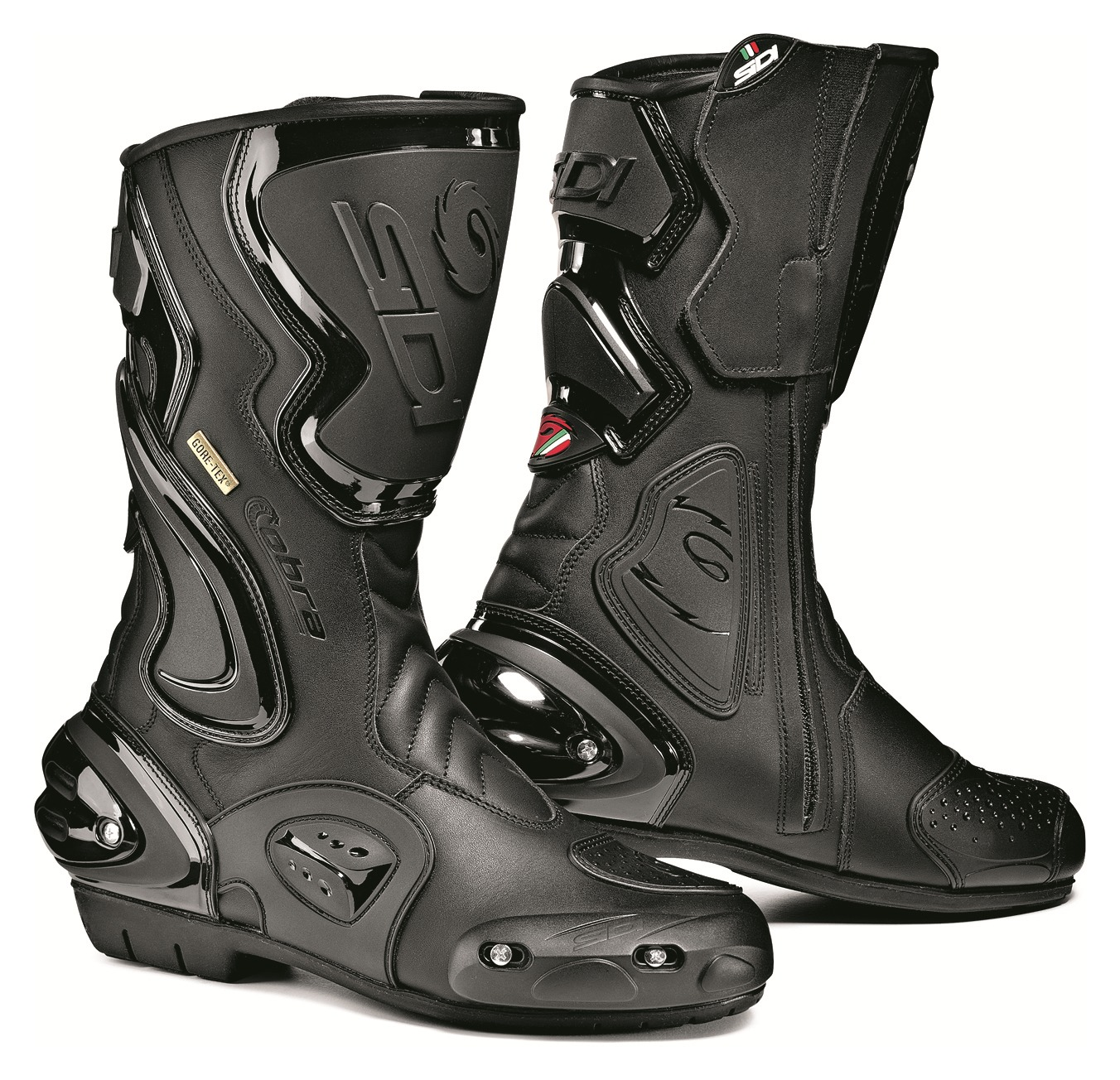SIDI Cobra Gore-Tex Boots - RevZilla
