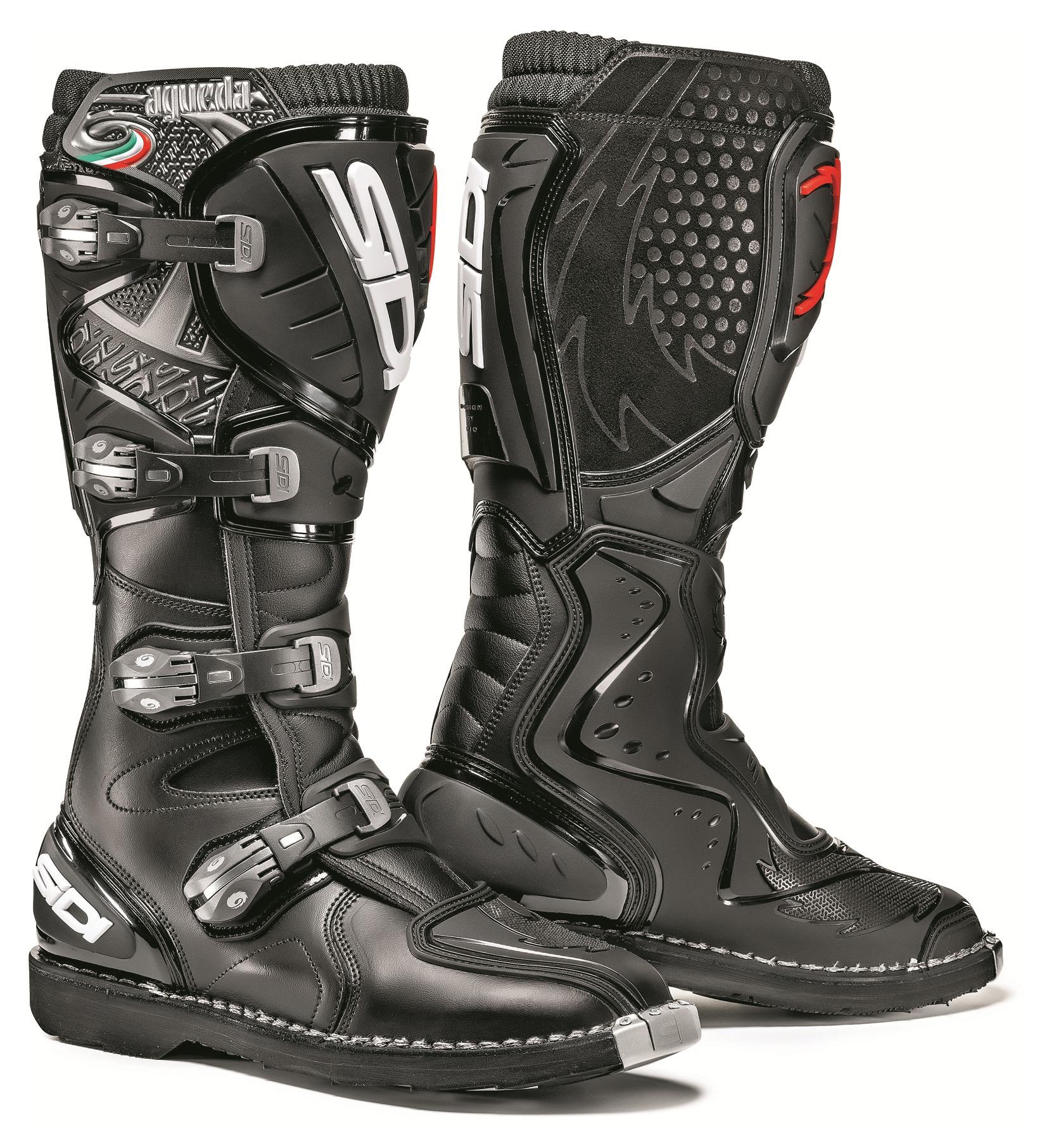 Sidi Agueda Boots Revzilla