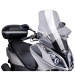 Puig V-Tech Touring Windscreen Kymco Downtown 300i 2009-2015