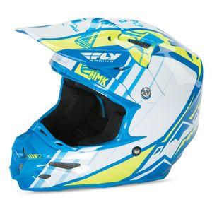 Fly Racing Snow HMK F2 Carbon Pro Helmet
