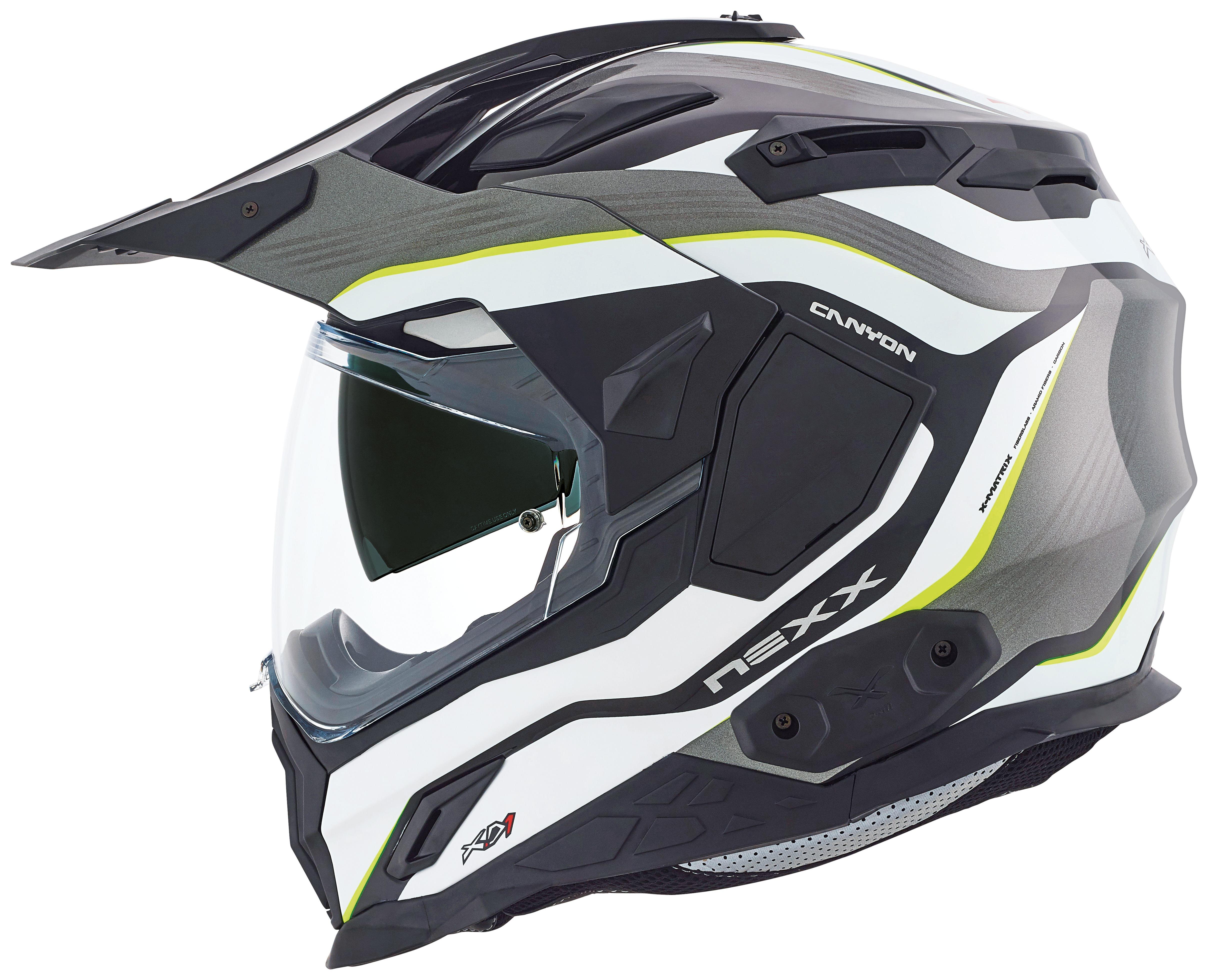Motorcycle Riding Pants >> Nexx XD1 Canyon Helmet - RevZilla