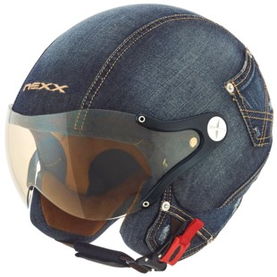 Nexx SX60 Denim Cult Helmet