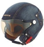 Nexx SX60 Denim Cult Helmet