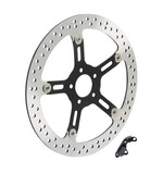 "Arlen Ness 14"" Big Brake Front Rotor For Harley"