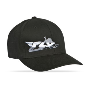 Fly Snow Primary Hat
