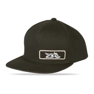 Fly Snow Primary Snapback Hat