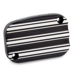 Arlen Ness 10-Gauge Front Brake Master Cylinder Cover For Harley