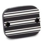 Arlen Ness 10-Gauge Front Brake Master Cylinder Cover For Harley