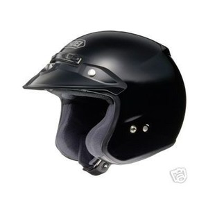 Shoei RJ Platinum-R Helmet Matte Black / SM [Blemished - Very Good]
