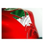 OneDesign Italy Flag Tank Pad