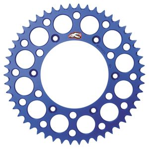 Renthal Ultralight Rear Aluminum Sprocket Husqvarna 125cc-501cc 2014-2017