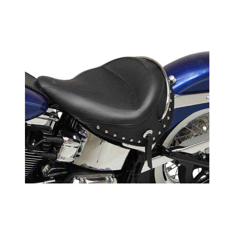 Studded w/o Driver Backrest