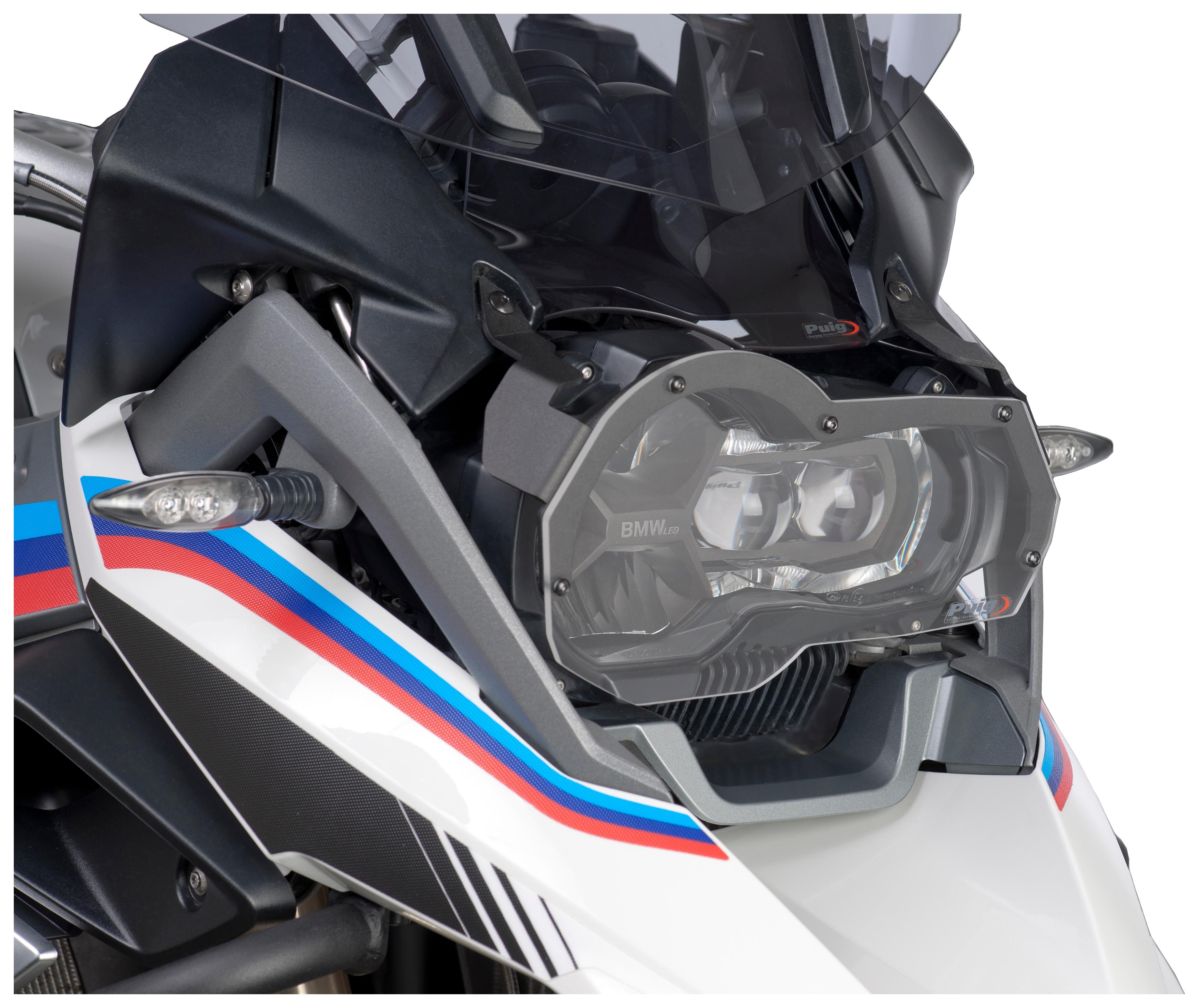 Puig Headlight Protector Bmw R1200gsw Adventure 5 4