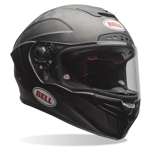 Bell Pro Star Helmet Matte Black / LG [Blemished - Very Good]