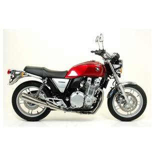 Arrow Pro-Racing Slip-On Exhaust Honda CB1100 2013-2014 Stainless Steel/Stainless Steel [Previously Installed]