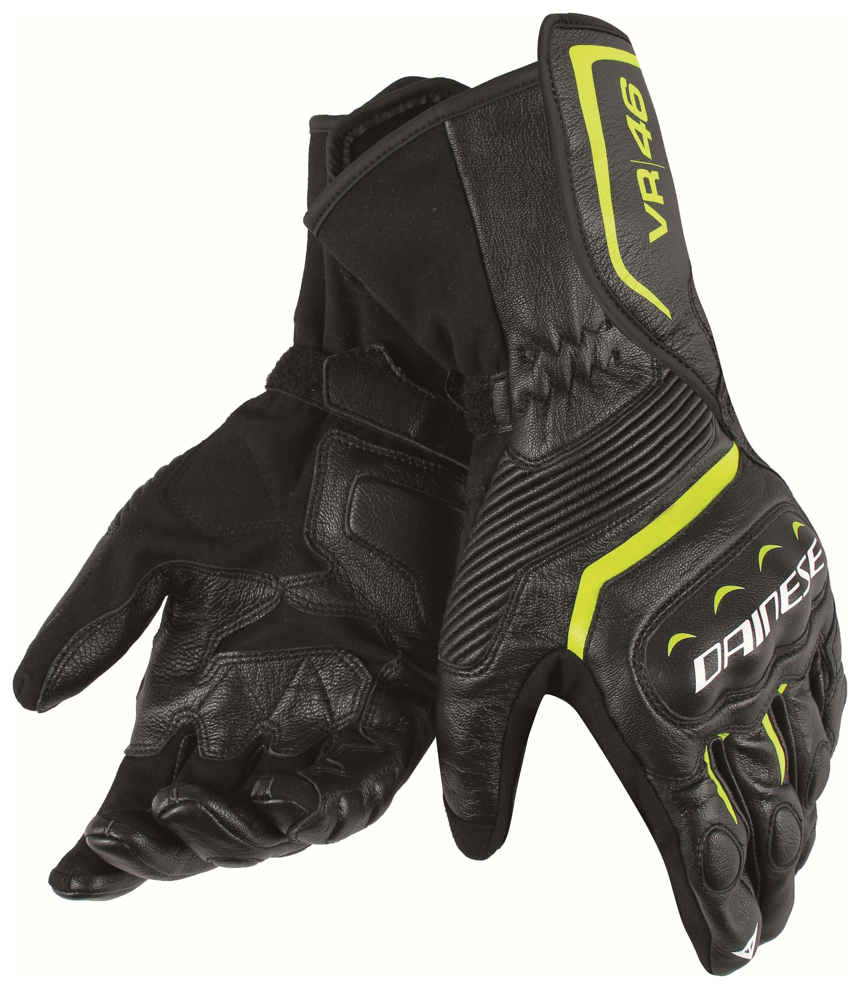 Full Face Cruiser Helmets >> Dainese Assen VR46 Gloves (3XL)   25% ($37.49) Off! - RevZilla