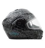 GMax GM54S DSG Aztec Snow Helmet - Dual Lens