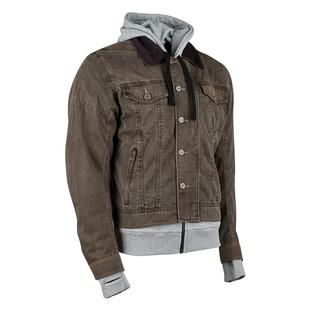 Street & Steel Mulholland Jacket Brown/Grey / XL [Blemished - Very Good]