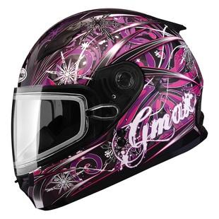 GMax Youth GM49 Flurry Snow Helmet - Dual Lens