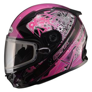 GMax Youth GM49Y Celestial Snow Helmet - Dual Lens