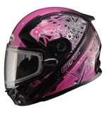 GMax Youth GM49 Celestial Snow Helmet - Dual Lens